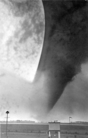 Tornado, Windsor, Ontario