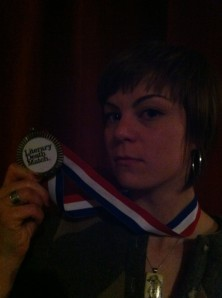 Dani Couture, Literary Death Match, Algoma