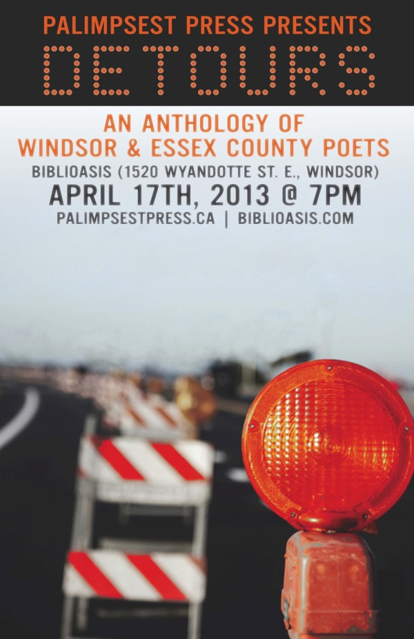 Detours: An Anthology of Windsor & Essex County Poets